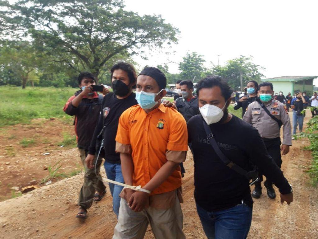 Pembunuhan di Kolong Tol Bekasi, Korban Sempat Berontak dan Coba Lari