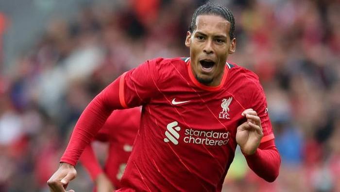 Klopp: Untung Liverpool Cuma Harus Perpanjang Kontrak Van Dijk