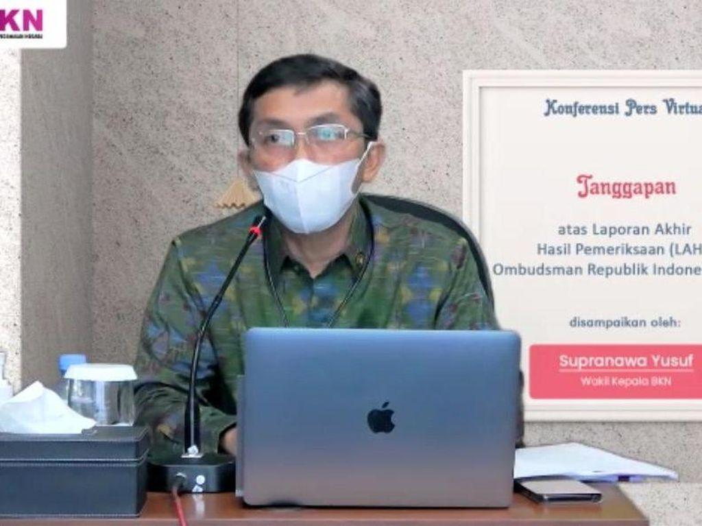BKN Ungkap Asal Mula Munculnya Tes Wawasan Kebangsaan Pegawai KPK