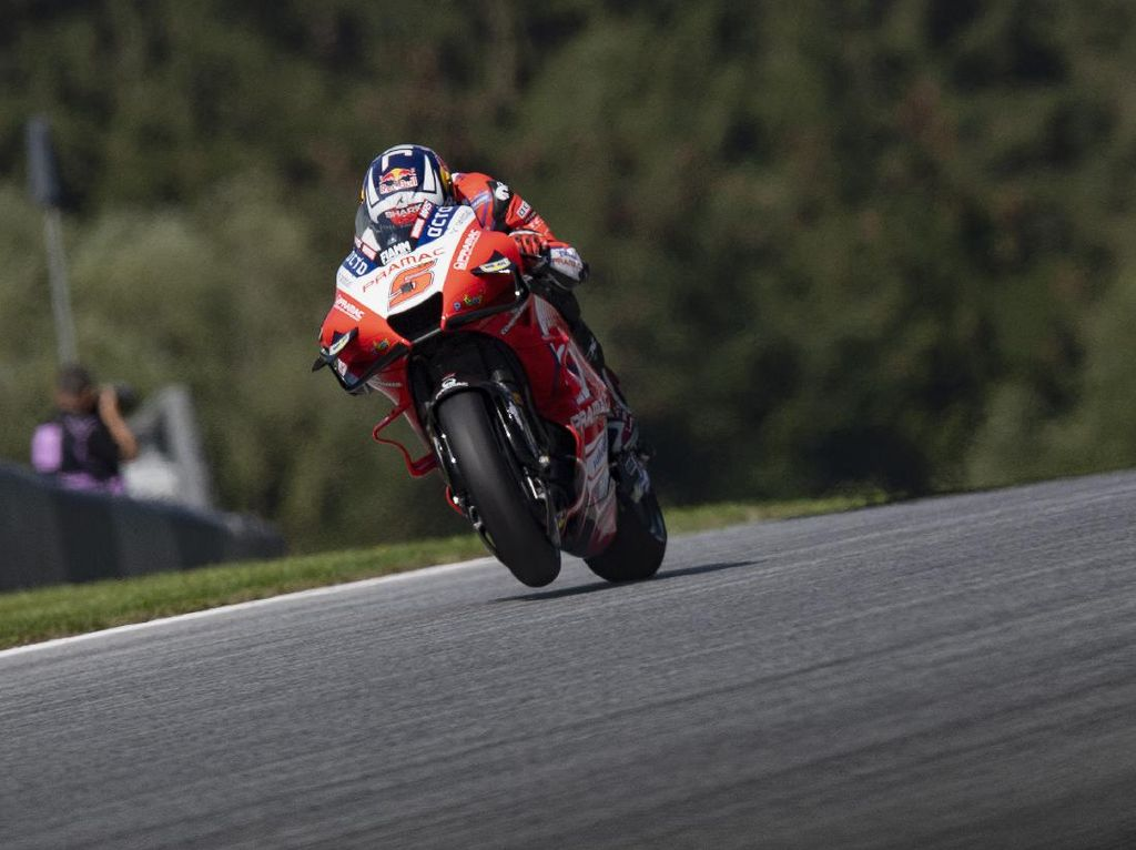 Misteri Kendornya Penampilan Johann Zarco di MotoGP Aragon 2021