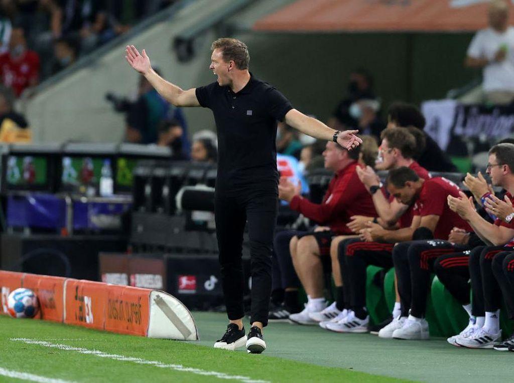 Gladbach Vs Bayern: Nagelsmann Syukuri Hasil Imbang Die Roten