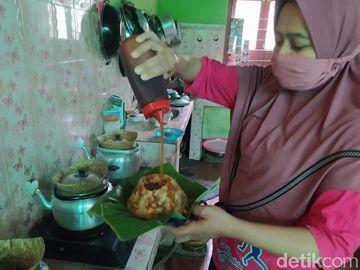Manisnya Tiwul Gunung Merapi dengan Gula Jawa yang Legit