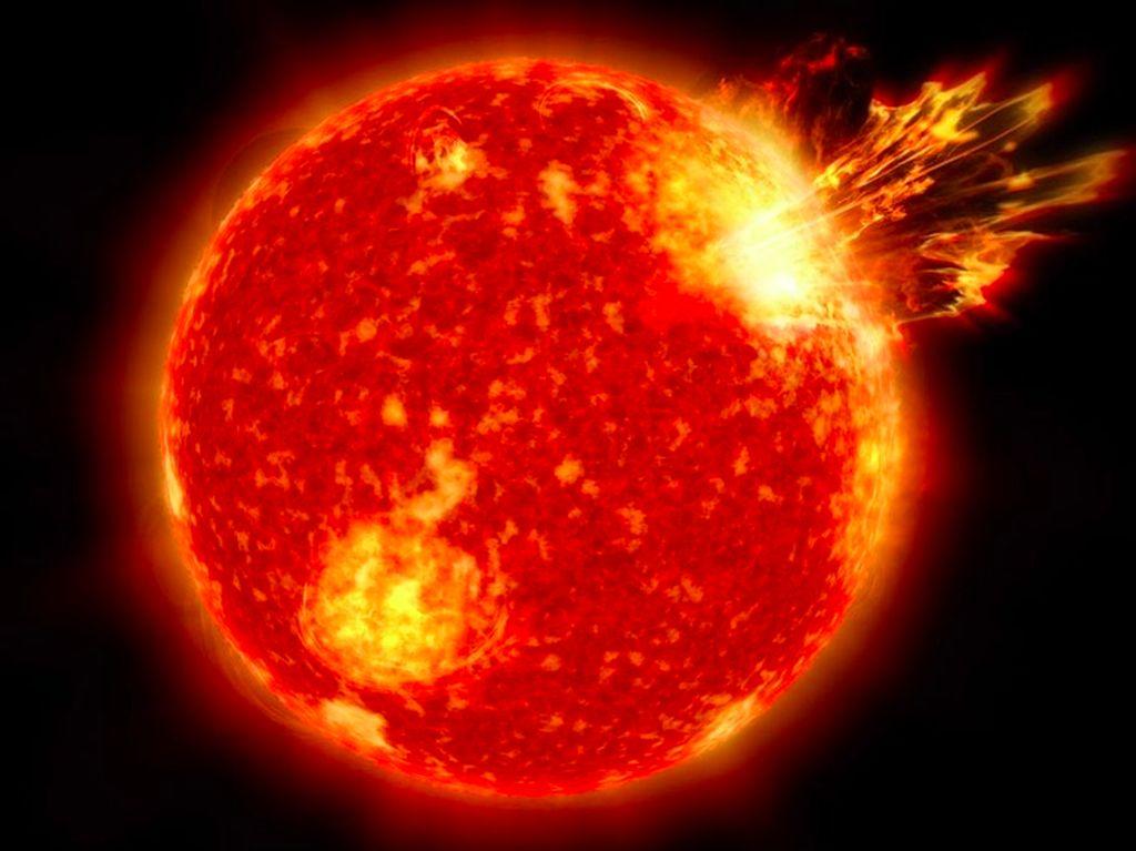 Apakah Bumi Bisa Dimakan Matahari?