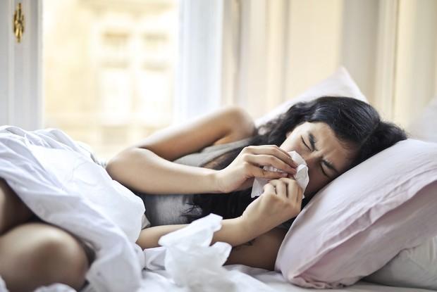 Penyakit flu dapat segera reda apabila ditangani dengan obat dan makanan yang tepat.