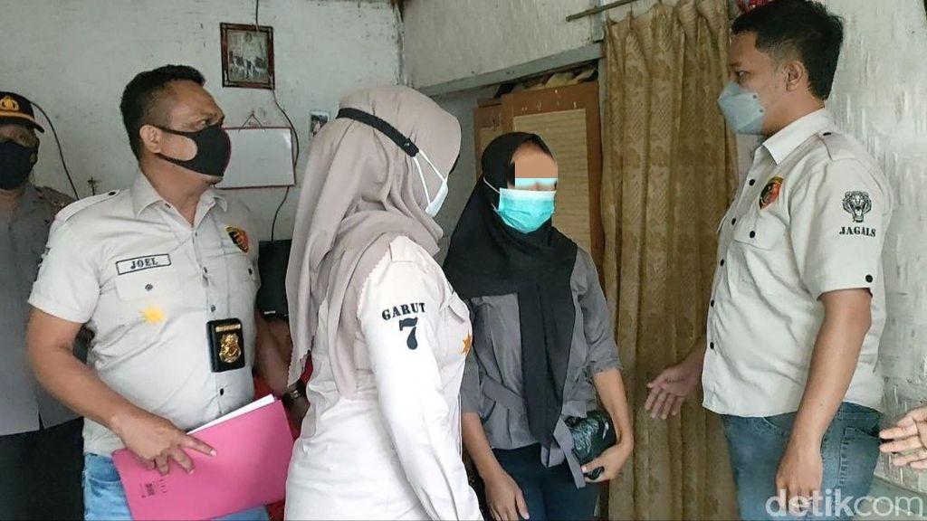 Polisi Tangkap Ibu Pembuang Jasad Bayi Tanpa Kepala di Garut