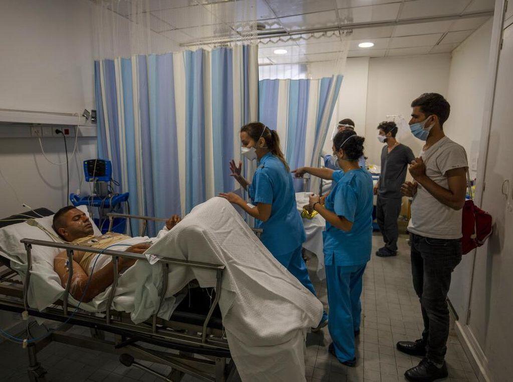 22 Orang Tewas dan 79 Terluka Imbas Ledakan Tangki BBM di Lebanon