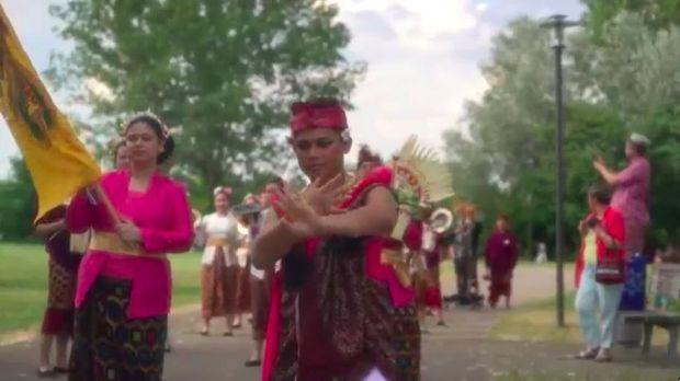 Gamelan Indonesia Sampai ke Negeri Orang