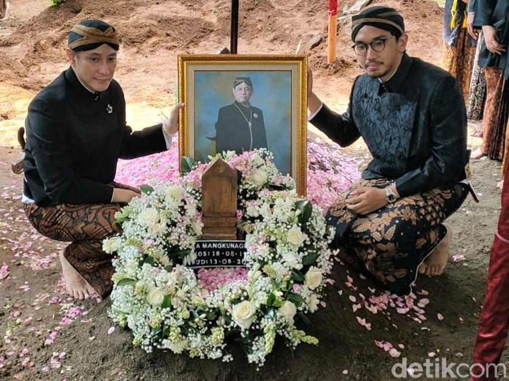 2 Putra Mangkunegara IX Paundra-Bhre Bicara Suksesi Pura Mangkunegaran