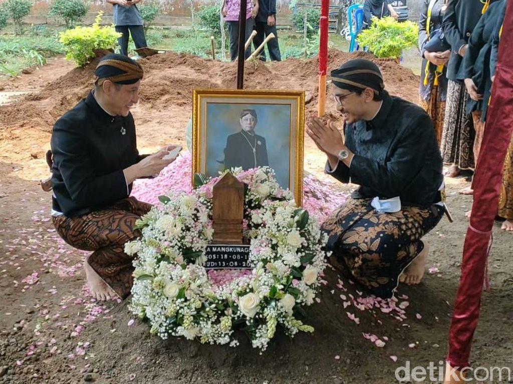 Jelang 40 Hari Mangkunegara IX Mangkat, Penerus Takhta Sudah Ditentukan?