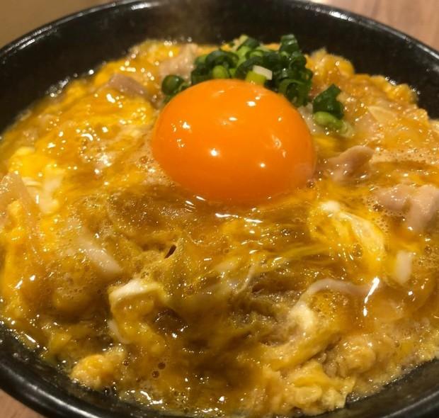 Makanan Jepang oyakodon