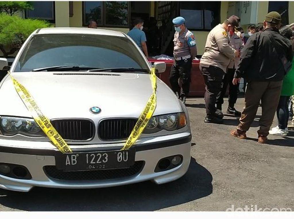 Pembobol Rp 470 Juta di ATM Bank Mandiri Magelang Beli BMW-Bayar Utang