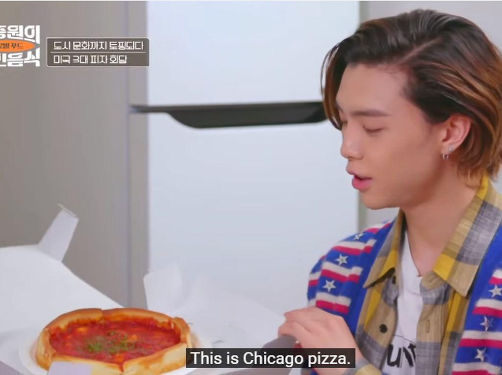 Johnny NCT Ungkap Pizza Favoritnya, Ternyata Jenis Ini