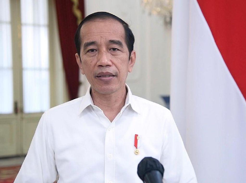 Jokowi Paparkan Penurunan BOR RS Selama PPKM, BOR Nasional 48,14%
