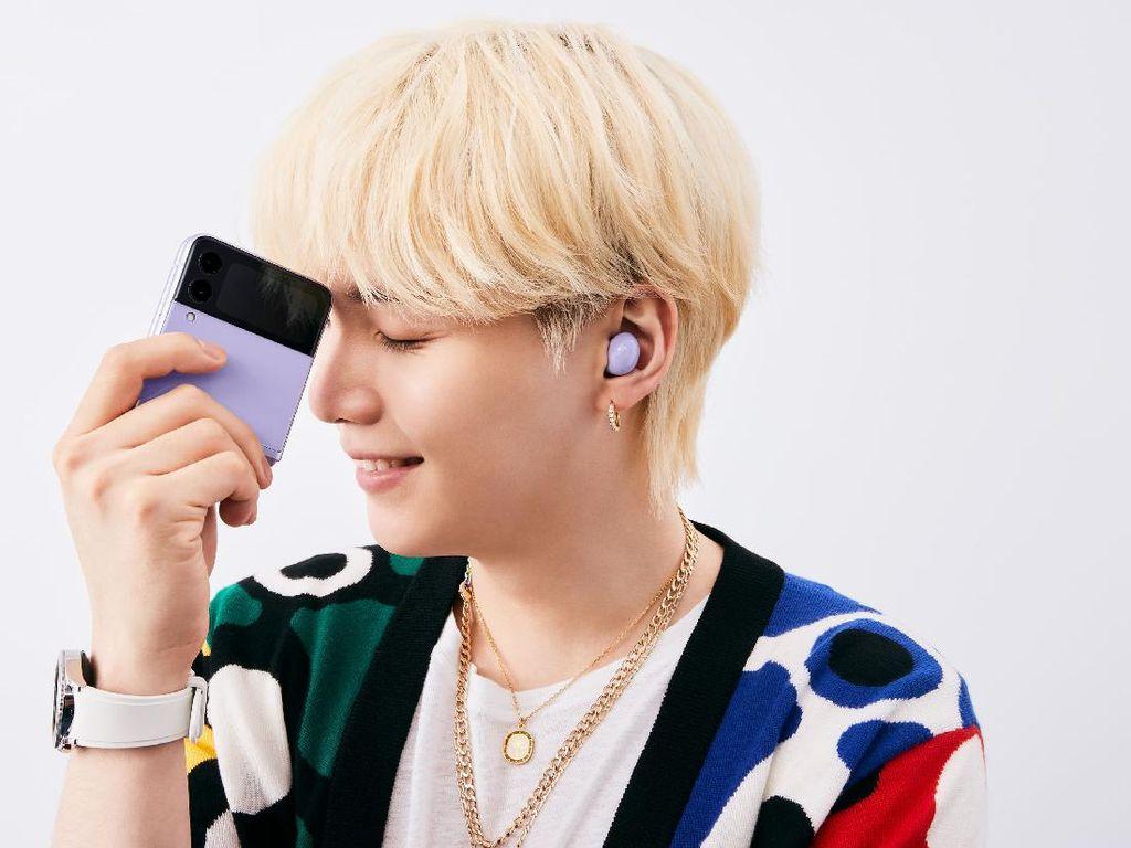Suga BTS Perbarui Ringtone Samsung Jadi Keren