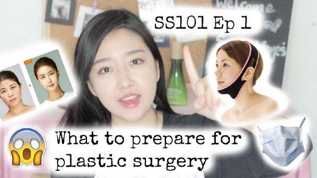 Sunny Dahye yang pernah menjalani operasi plastik