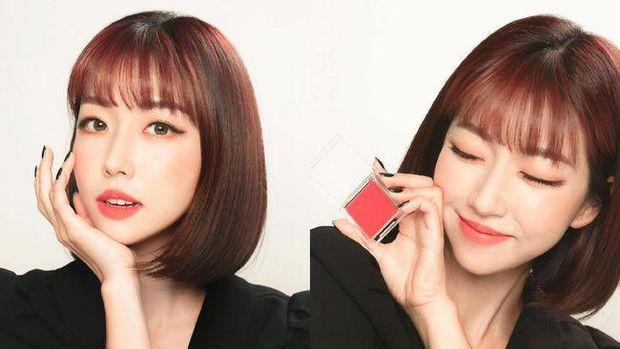 Sunny Dahye merilis produk kosmetik House of Hur