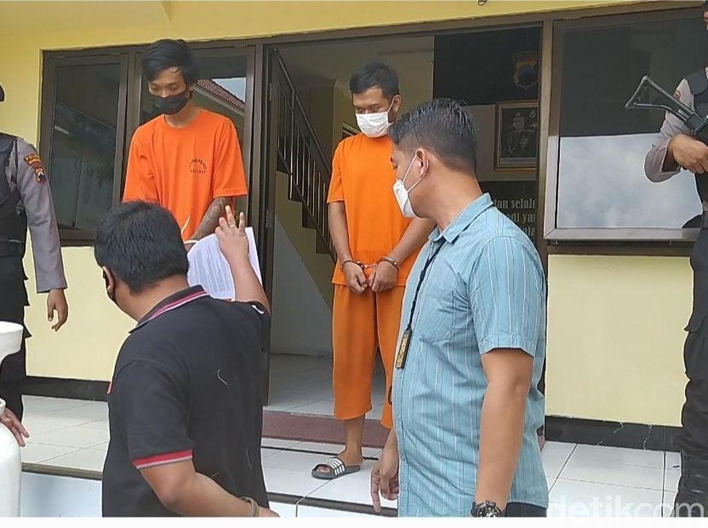 Garong Rp 470 Juta dari ATM, 2 Pemuda Ini Beli Mobil dan Borong Pakaian