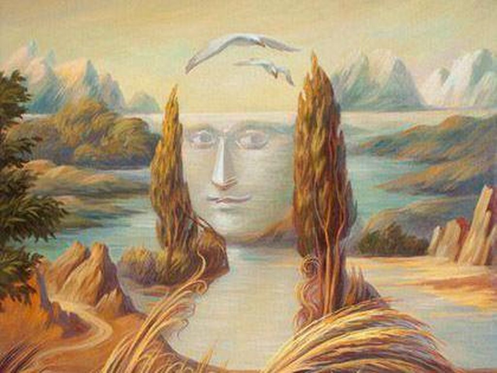Tes Kepribadian: Gambar Burung atau Mona Lisa yang Pertama Kali Kamu Lihat?