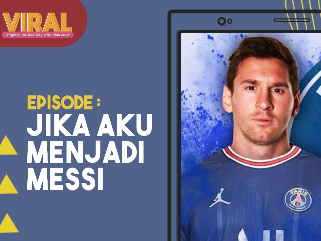 Andai Aku Messi...