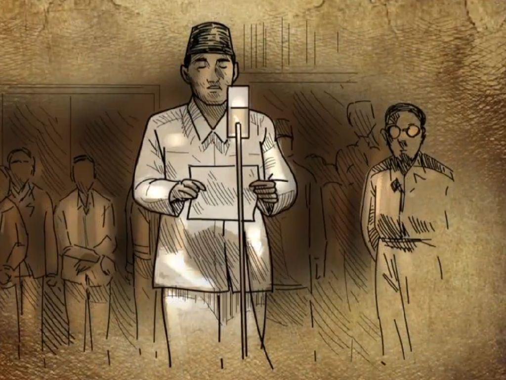 Melihat Sejarah Proklamasi Kemerdekaan Lewat Rumah Digital Indonesia