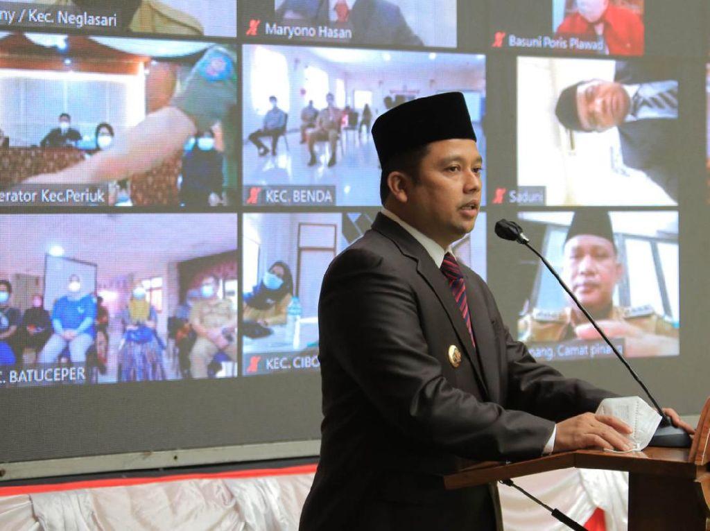 Pemkot Tangerang Kucurkan Rp 15,2 M Bantu Modal Para Pelaku Usaha