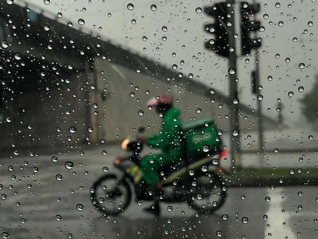 Driver Ojol Dilempar Sup Panas hingga Perjuangan Diet Ricky Cuaca