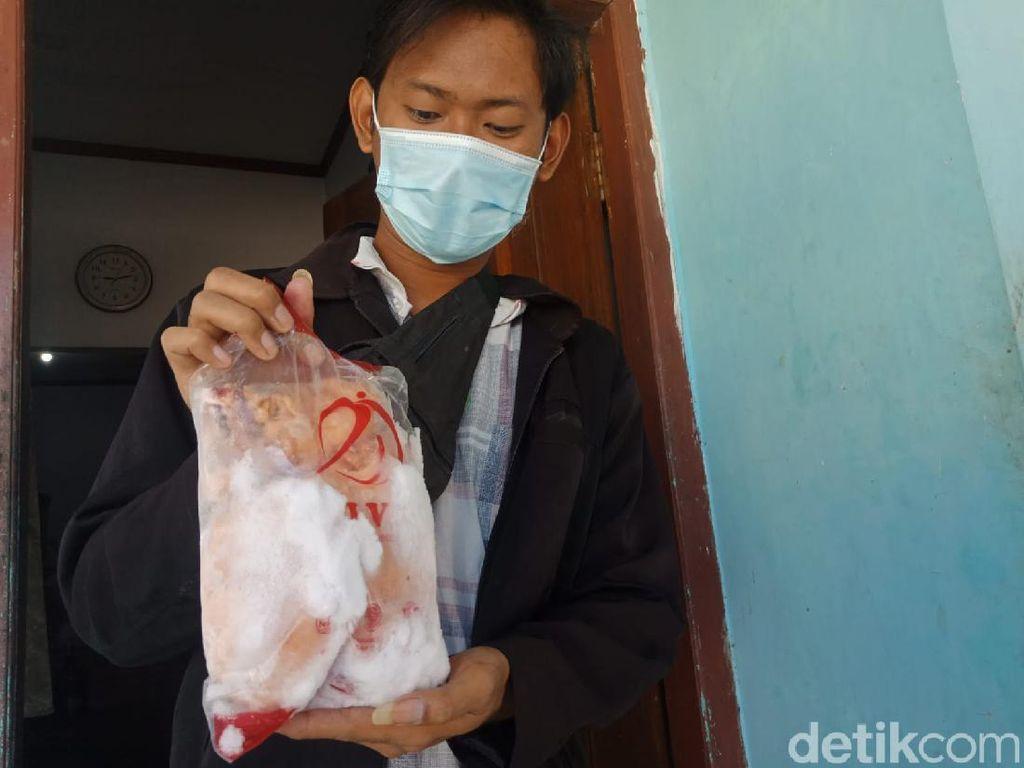 Soal Sanksi Agen Penyalur Bantuan Daging Ayam Busuk, Ini Kata Dinsos Jombang