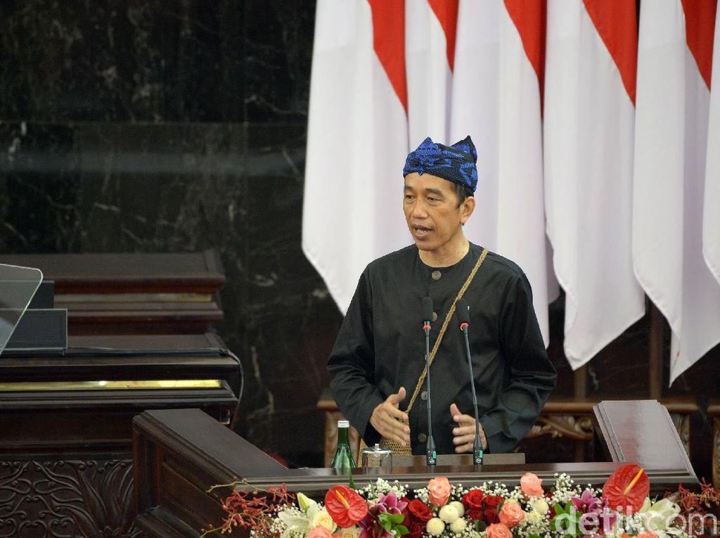 Jokowi: Sudah 14 Juta Lebih UMKM Pindah ke Digital