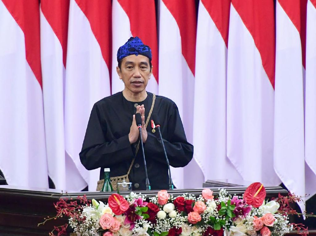 Jokowi Ingin UMKM Lokal Jadi Bagian Rantai Pasok Global