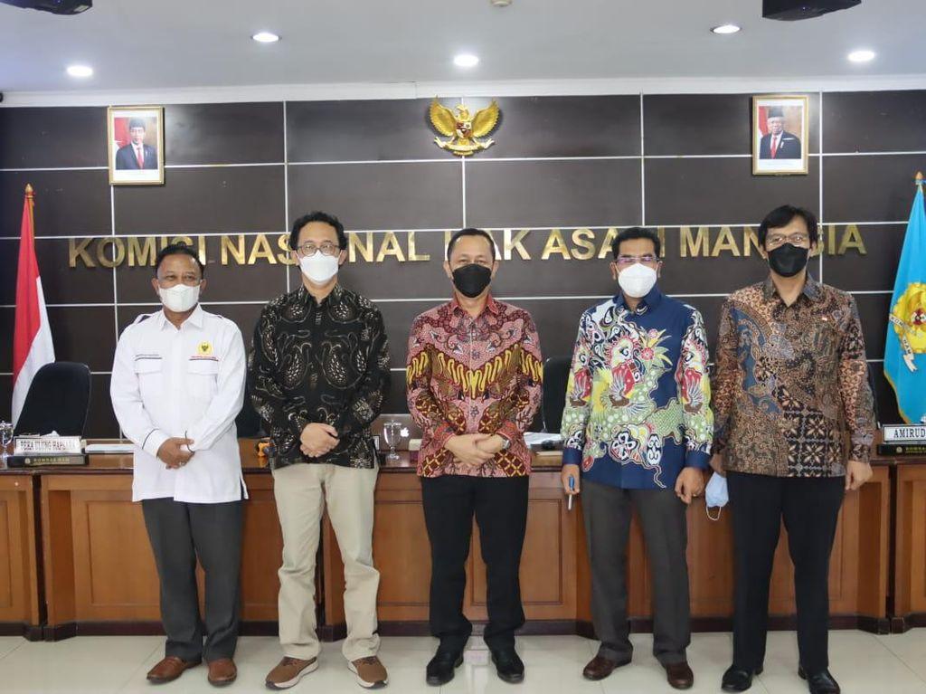 Komnas HAM Paparkan Temuan 11 Pelanggaran di TWK KPK