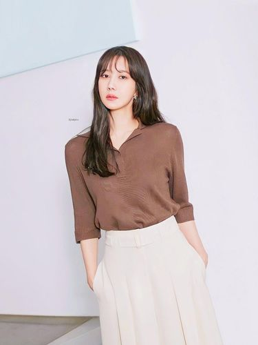 Lee Ji Ah yang awet muda di usia 40-an