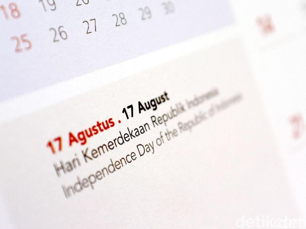 Libur 17 Agustus Digeser Tidak? Simak Penjelasannya di Sini