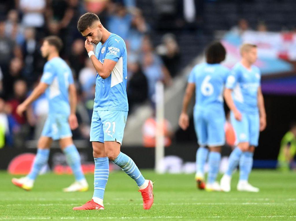 Manchester City Menggelisahkan