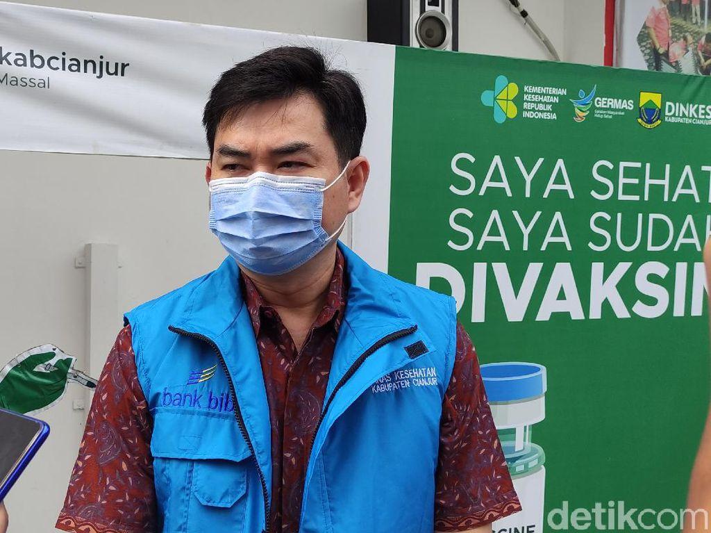 Pemkab Cianjur Minta Biaya Kit Turun-Fasiltitas Test di Daerah Ditambah