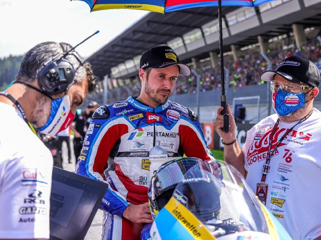Ada Dirgahayu Indonesia ke-76 di Moto2 Austria 2021