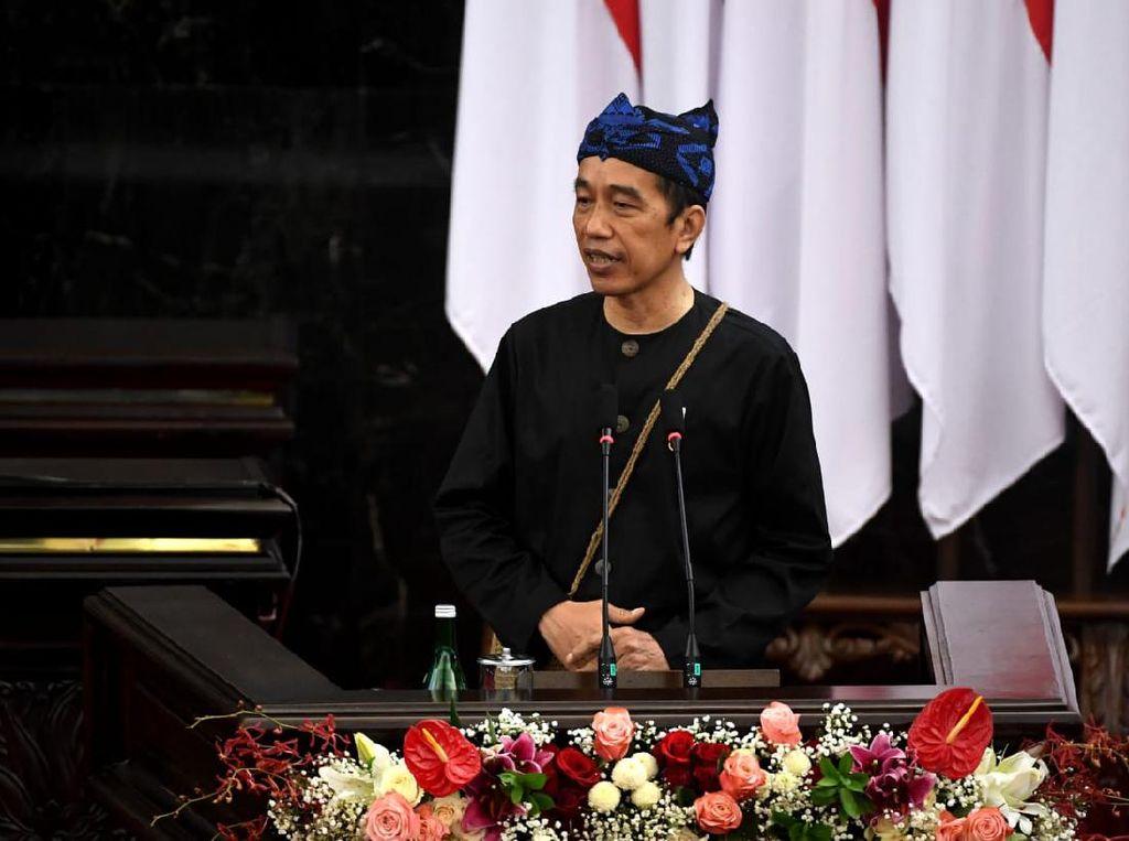 Jokowi Tak Singgung Pemberantasan Korupsi di Sidang Tahunan MPR, Mengapa?