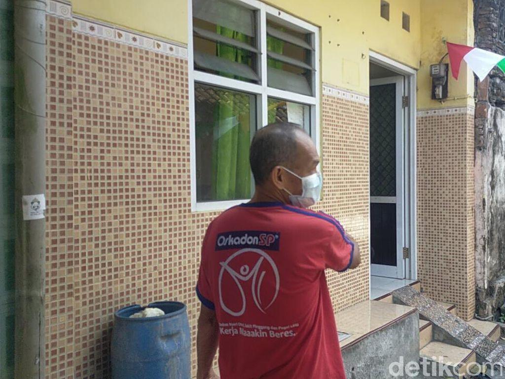 Warga Sebut Terduga Teroris di Surabaya Diamankan Usai Beli Makanan