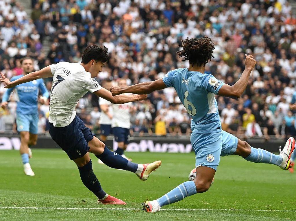 Hasil Tottenham Vs Man City: Juara Bertahan Tumbang!