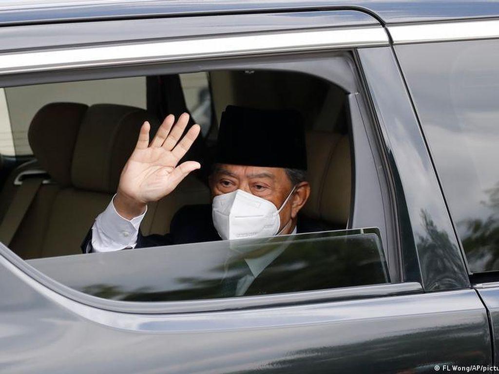 Usai Lengser, Muhyiddin Ditunjuk Pimpin Pemerintahan Transisi Malaysia