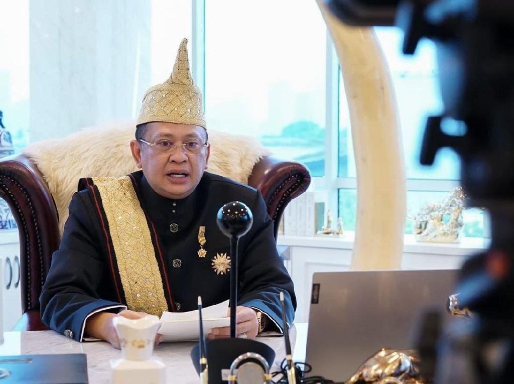 HUT Ke-76 RI, Bamsoet: Saat Tepat Siapkan Generasi Muda Indonesia Emas