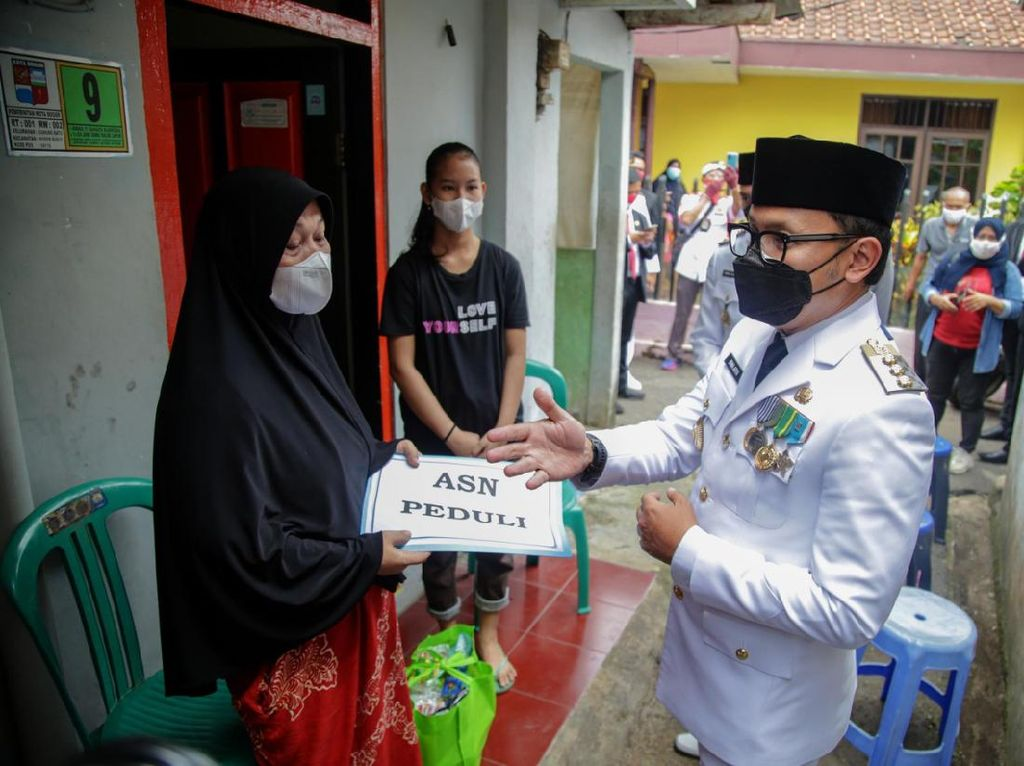 Pendidikan Anak Yatim Akibat COVID-19 di Bogor Dijamin hingga SMA