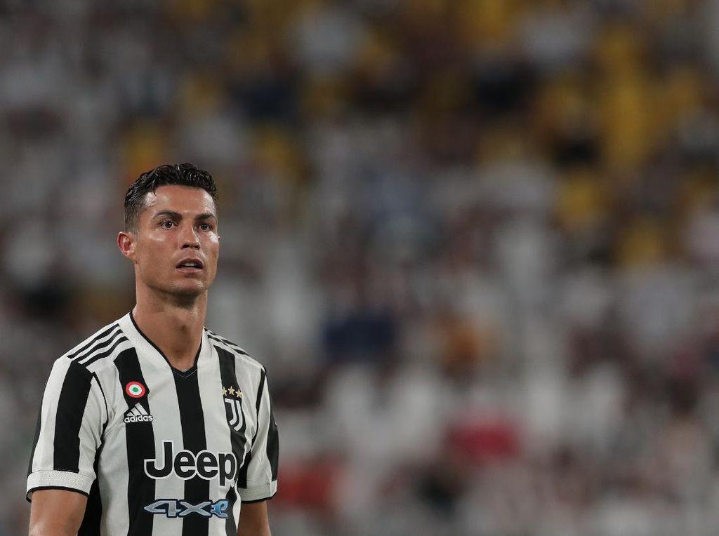 Udinese Vs Juventus: Catatan Sip Cristiano Ronaldo