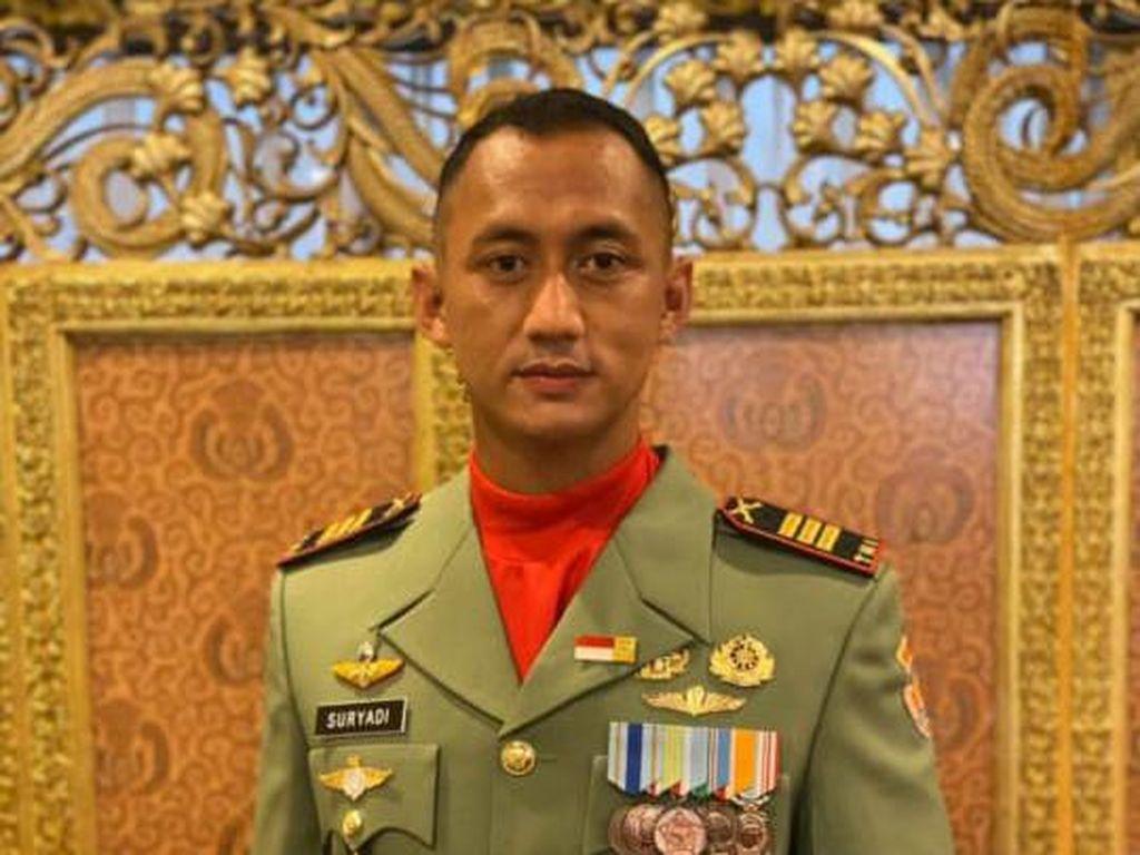 Mengenal Kapten Inf Suryadi, Komandan Kompi Paskibraka Upacara di Istana