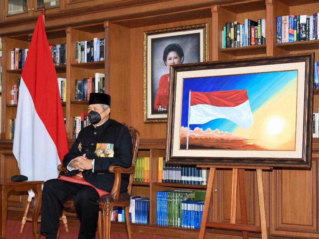 Pesan dan Asa SBY-Megawati hingga Mantan Wapres di HUT ke-76 RI