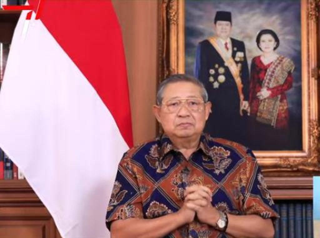 SBY: Pemerintah Gigih Atasi Krisis, namun Kerja Belum Selesai
