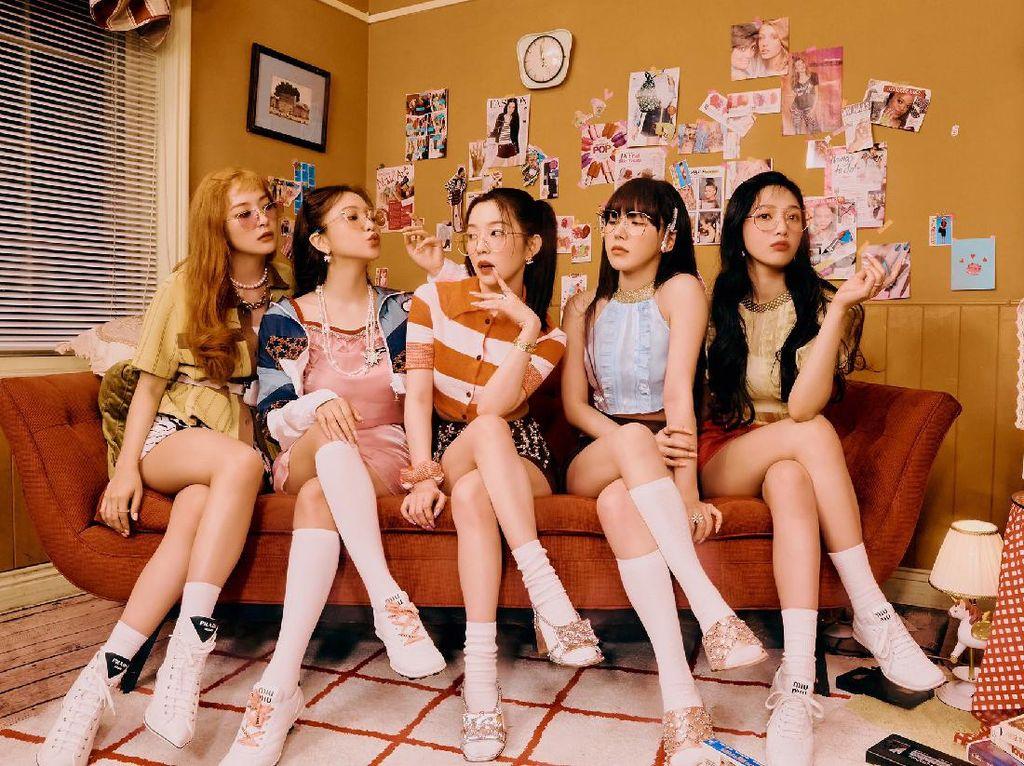 Red Velvet Rilis Queendom, Obati Kangen Fans dalam Formasi Lengkap