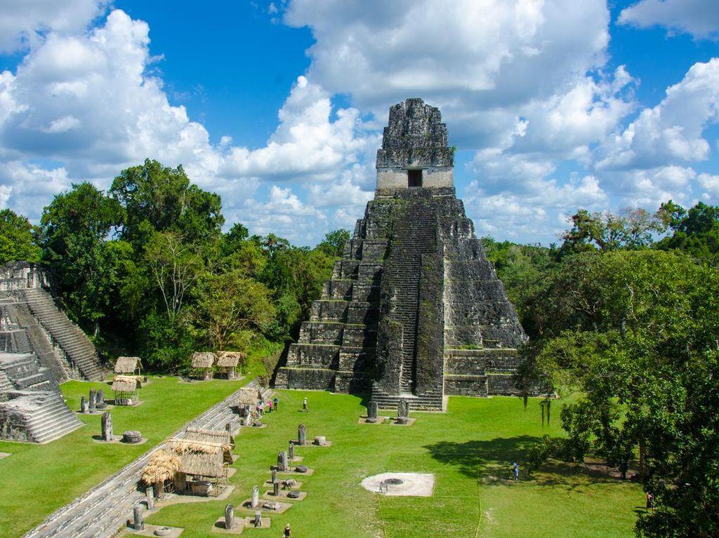 Meski Tertua di Dunia, Tak Ada yang Secanggih Suku Maya