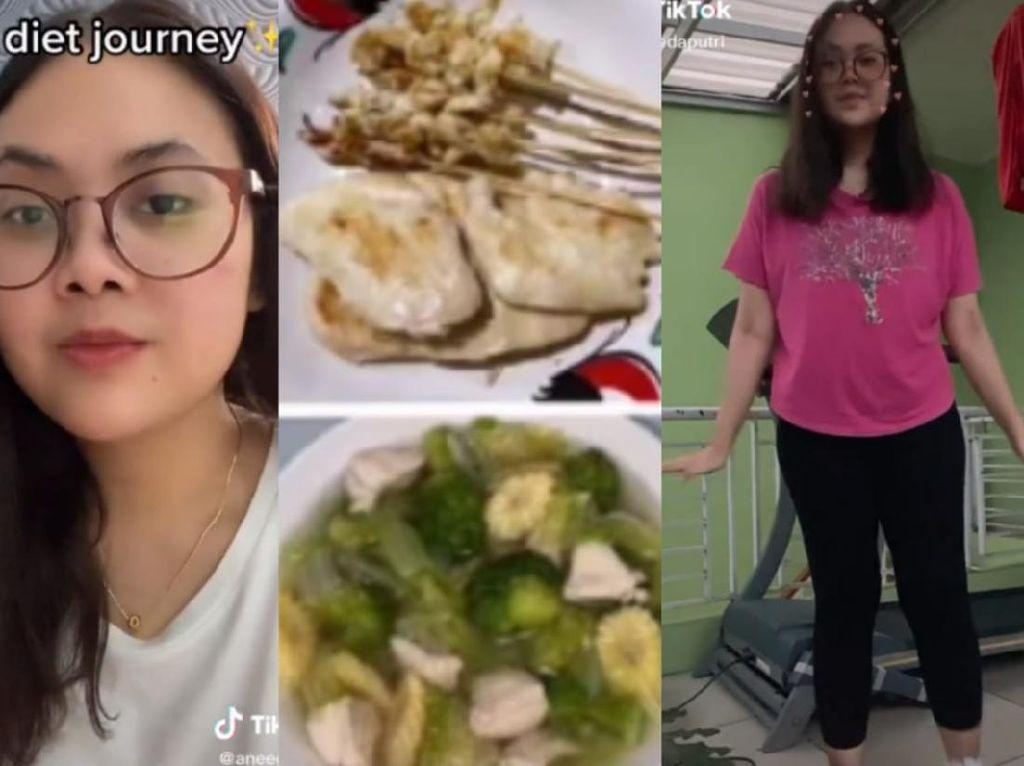 Wanita Ini Bisa Turun BB 17 Kg Selama 3 Bulan, Ini Cara Dietnya