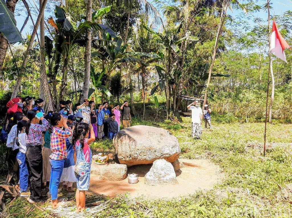 Kearifan Lokal, Upacara HUT RI di Bondowoso Ini Gunakan Bahasa Madura