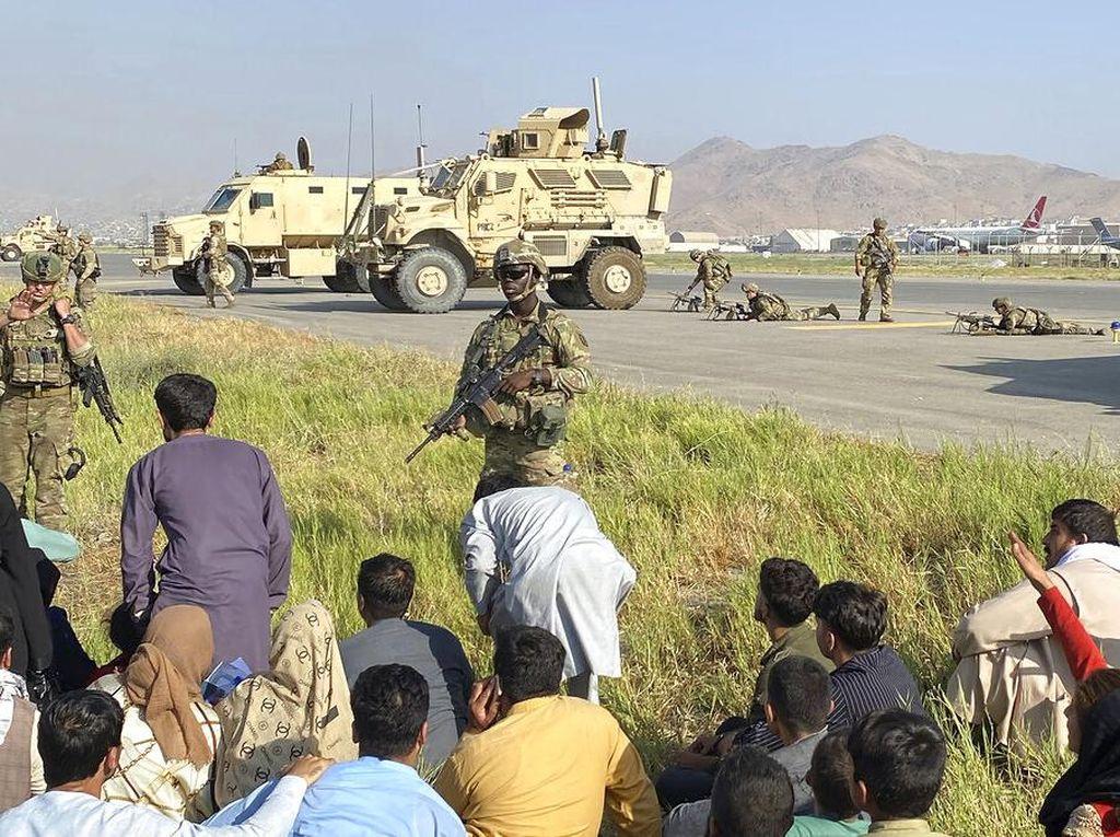 China Balas AS dengan Sindiran Menohok Soal Afghanistan